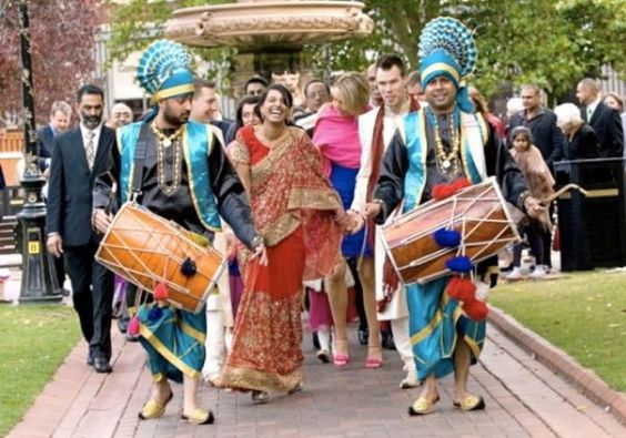 The Dhol, Dance and Delhi