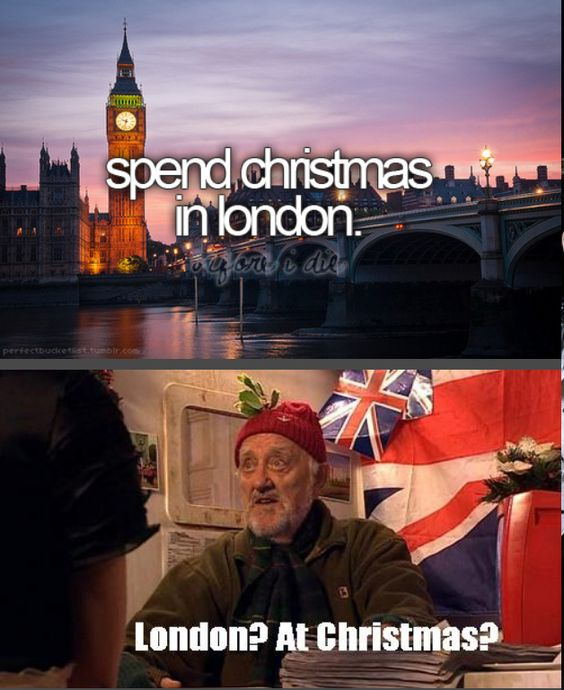 Whovians know better, but we would still go cause we know the Doctor will be there ;)