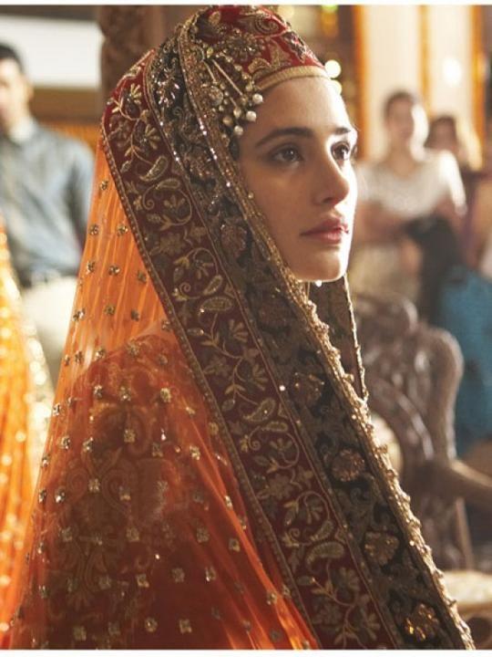 Image result for nargis fakhri rockstar bride