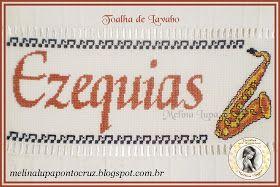 Detalhes que Encantam: Toalha de Lavabo Sax