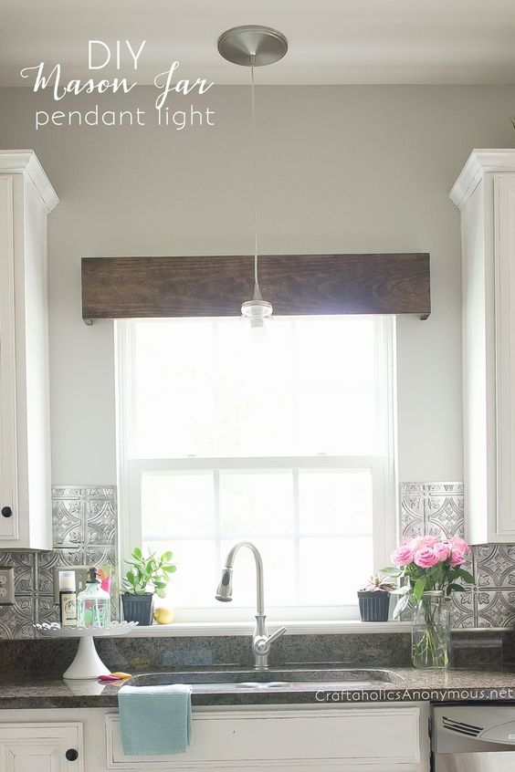 Valances How To Paint Kitchens And Cornices On Pinterest