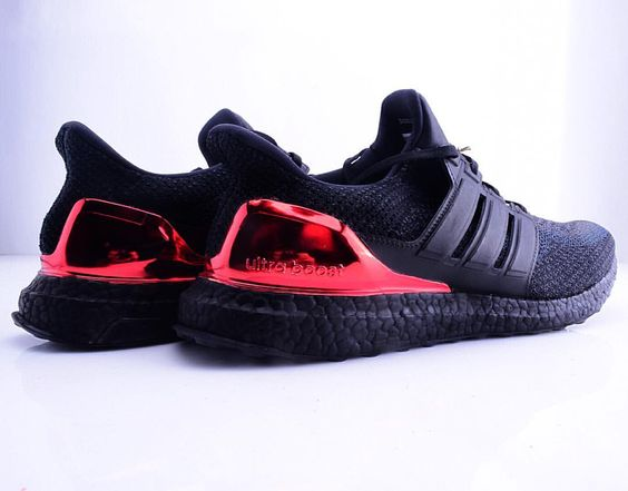 adidas ultra boost ruby customs shoes pinterest adidas