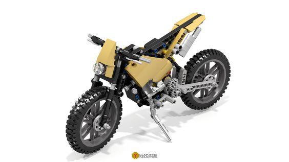 Motocross Scrambler | by clmntin.E