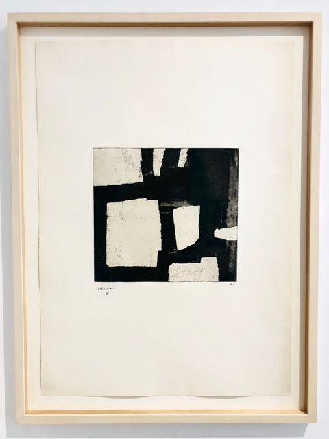 Eduardo Chillida Bat Zapi 1970 Available For Sale Artsy Woven Paper Artwork Artsy