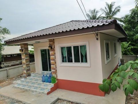 Under 80 Sqm Small House Plans Construction Cost Starting 500k Php Youtube Small House Design Bungalow House Design House Design