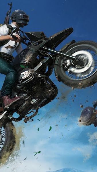 Pubg Motorcycle Playerunknown S Battlegrounds 4k 3840x2160 Wallpaper Mobile Wallpaper Android Android Phone Wallpaper Gaming Wallpapers Iphone and android mobile bike hd