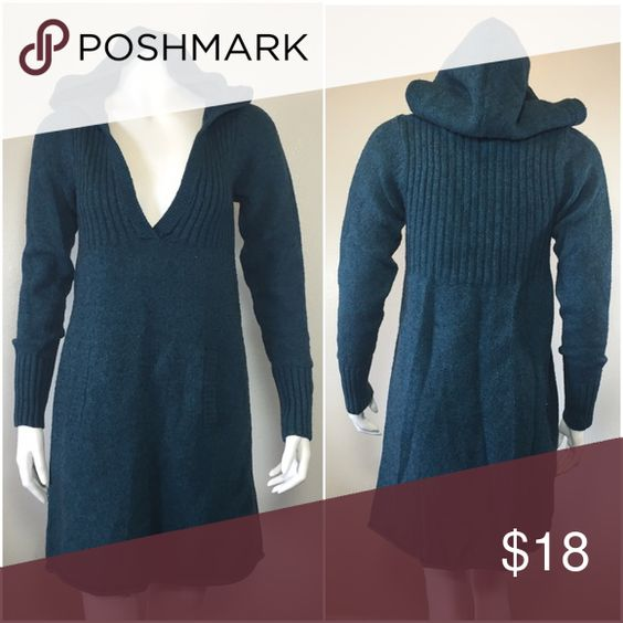 Old navy hooded dress Green size medium in good condition Old Navy Dresses Mini