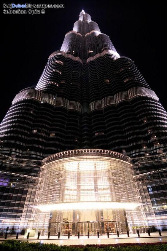Burj Khalifa Interior