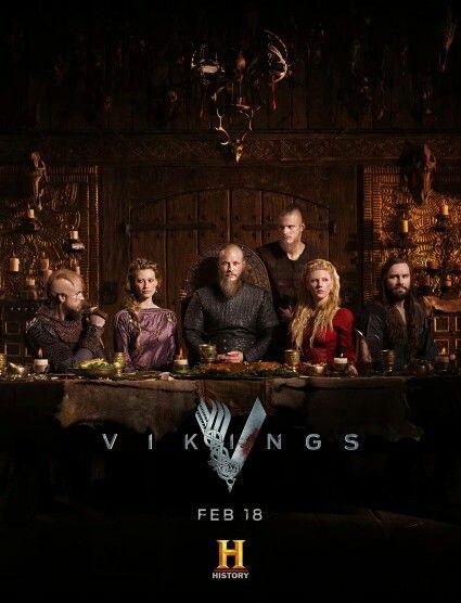 ვიკინგები სეზონი 5 (ქართულად) / vikingebi sezoni 5 qartulad / Vikings Season 5 qartulad