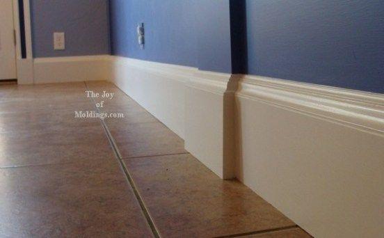 Large Mdf Diy Baseboard Molding 110 Baseboard Styles Baseboard Molding Baseboards