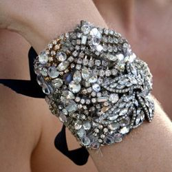Love the statement necklace? Well you will die over these statement cuffs!