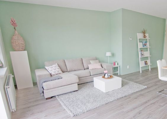 Slaapkamer kleuren colora slaapkamer blauw wit spscents - Scandinavische kleur ...