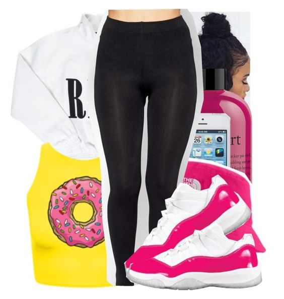 """""""Niya"""" by baby-trilldolls ❤ liked on Polyvore featuring philosophy, Cotton Candy and mmm"""