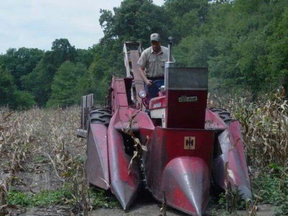 farmall 560 w ih 234 mounted 2 row picker tractors pinterest. Black Bedroom Furniture Sets. Home Design Ideas