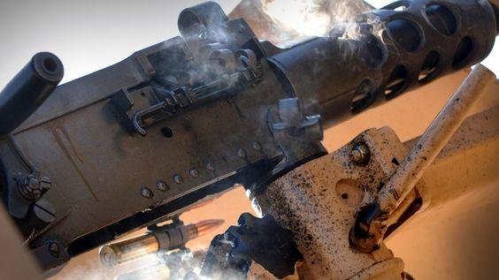 M2 (Ma Deuce) Browning Heavy Machine Gun