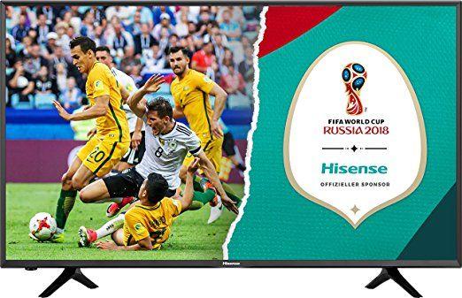 Hisense H50nec5205 126 Cm 50 Zoll Fernseher Ultra Hd Triple Tuner Smart Tv 32 Zoll Fernseher Fernseher Und Led Fernseher
