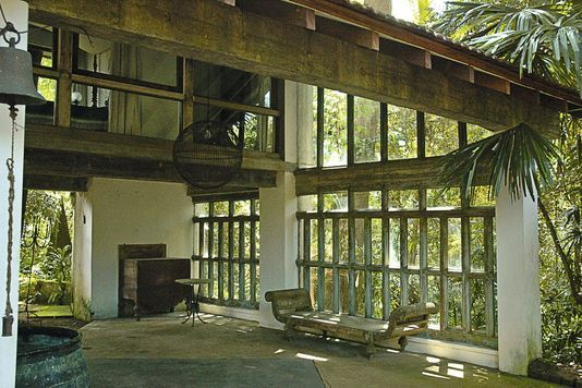 Geoffrey bawa lunuganga building design pinterest for Home architecture sri lanka