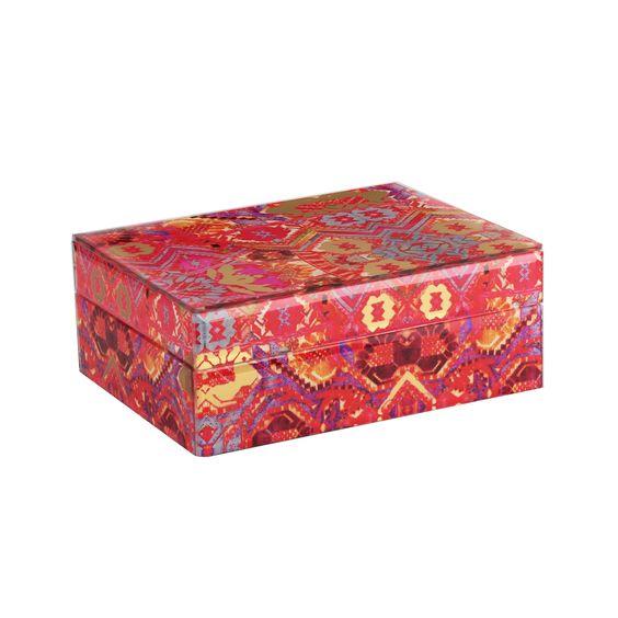 Jessica Jewelry Box