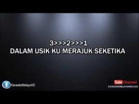 Andai Dapat Ku Undurkan Masa Karaoke Youtube Karaoke Youtube Incoming Call Screenshot