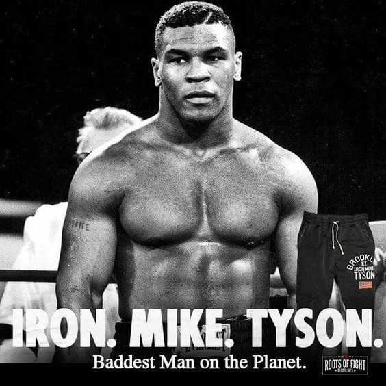 Mike Tyson                                                       …