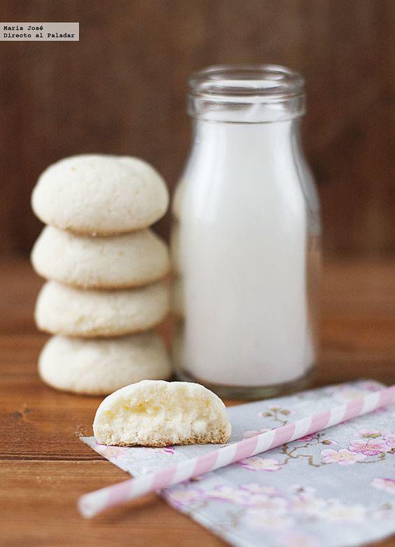 Deliciosas galletas de leche condensada y maizena receta - Postres con gelatina y leche condensada ...