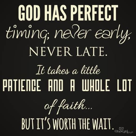 God is good, all the time. All the time, God is good. ~ God's Not Dead
