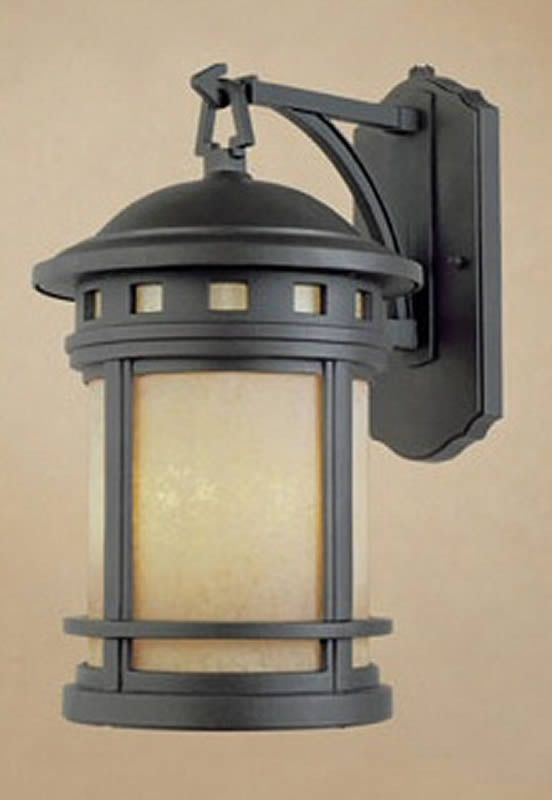 "0-031960>16""""h Sedona 1-Light Wall Sconce Oil Rubbed Bronze"