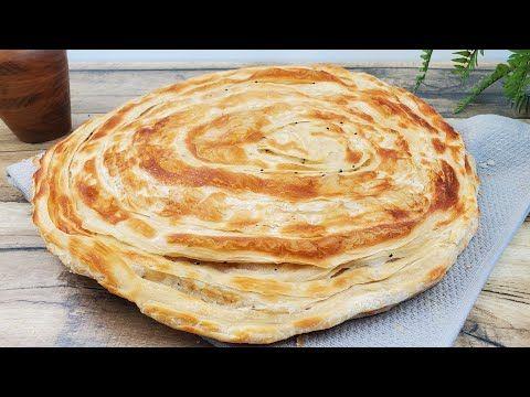 طريقة خبز الرشوش بدون تنور خطوة خطوة للمبتدئين Layered Bread Recipe Step By Step For Beginners Youtube Food Food And Drink Arabic Food