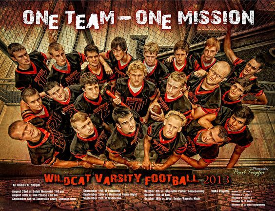 Middleton Cardinals Football Poster Vahs Wildcat Soccer Poster Madison West Baseball Poster Middleton Card Football Poster Football Photography Senior Football