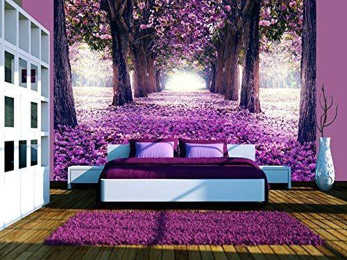 Murando Fototapete Weg 300x210 Cm Vlies Tapete Moderne