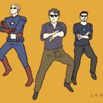 Avengers Gangnam Style!
