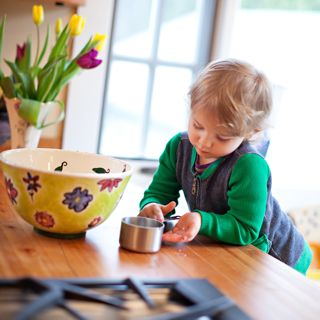 Article: Kids in the Kitchen: Cooking W Kids, Article Kids, Root Posts, Bon Appetit, Kitchen
