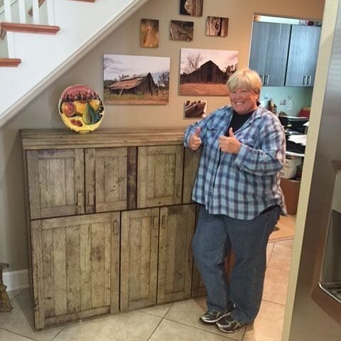 Everyone has the unused wall or area that contributes little to the aesthetic or function in your home! Check out the great serving pc. Storage cabinet we created for a wonderful client in Long Beach! #woodworking #interiordesigns #interiordesigners #interiordesignideas #architectural #reclaimedwood #reclaimed #woodwork #craftsman #happycustomers #losangeles #la #upcycle #salvaged #antique #wood #salvagedwood #salvagedlumber #woodcraving #woodstock #woodart #woodcraft #reclaimedfurniture…