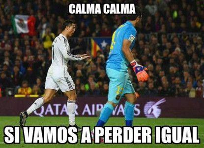 Los mejores memes del clásico entre FC Barcelona y Real Madrid