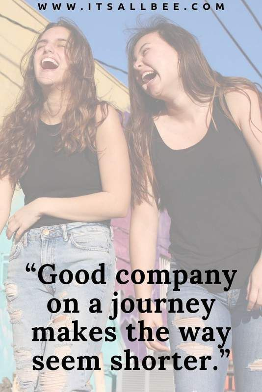 inspirational quotes about travelling friends travel