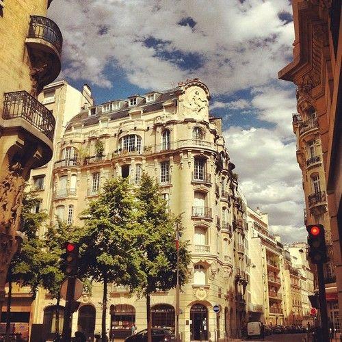 our 1st trip to Paris  :)
