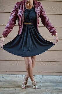 Four Ways to Style Leather this Fall