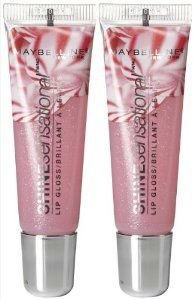 Maybelline Shine Sensational Lip Gloss, Crushed Candy by Maybelline. $4.92. Maybelline Shine Sensational Lip Gloss More Shine. More Luscious. More Yum. Luscious shine, delectable feelComfortable, non-sticky, moisturizing high shine formulaComes in 18 different enticing flavors and fragrances
