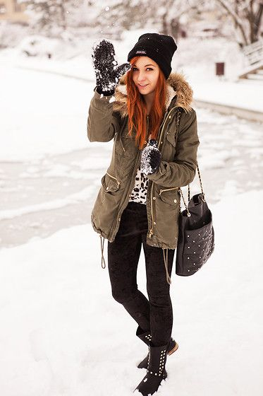 NEVER ENDING WINTER (by Alice Cross) http://lookbook.nu/look/4594917-NEVER-ENDING-WINTER