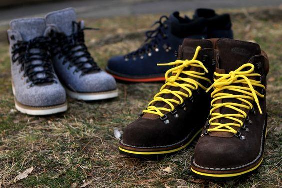Diemme Roccia Vet Boots @ Kith NYC