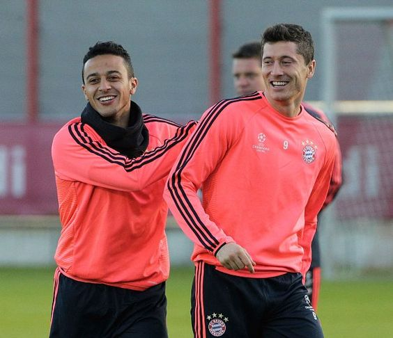 Thiago told Lewandowski not to join Real Madrid to avoid living in the shadow of Barcelona