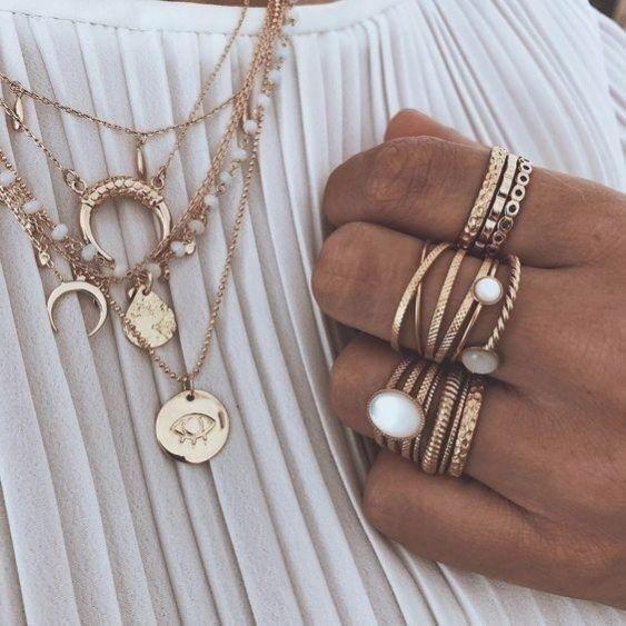 marque bijoux femme tendance pas cher