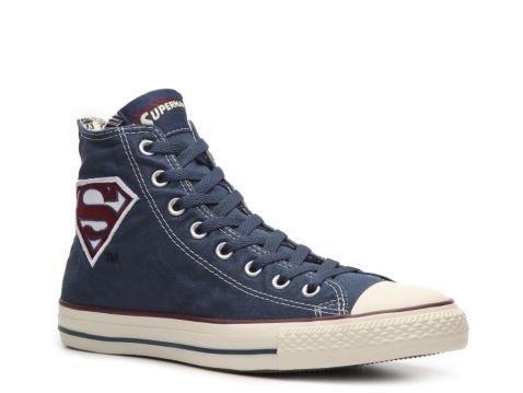 Converse Men's Chuck Taylor Superman HI Sneaker
