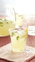 ... Honey-Basil Lemonade recipe | Sparkeling Drinks | Pinterest | Lemonade