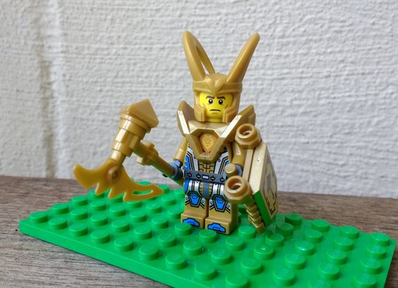 Bricks: Minifig of the Month, by sahasrahla