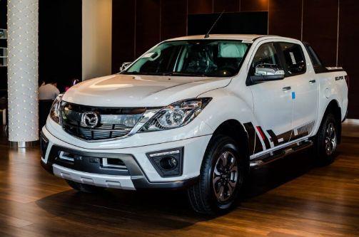 2021 Mazda Bt 50 In 2020 Mazda Ford Ranger Bt50