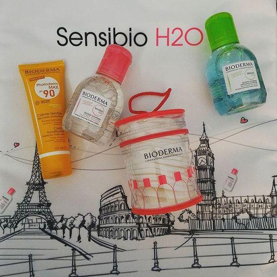 A Bioderma traz para o Brasil: Photoderm Max Toque Seco FPS 90 ¦ UVA 38, Sensibio H2O para pele sensível e Sebium H2O para pele mista, oleosa e acneicas (ambos limpam, purificam e acalmam a pele. #Bioderma #Photoderm #SensibioH2O #SebiumH2O #testeiEvoce #Evento #BrazilianBlogger #InstaBlog #CoberturaEVENTOtesteievoce #MakeUpb