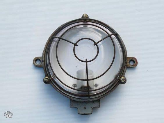OPCION 13 50 euros Lampe applique 1950 fonte industrielle MAPELEC Décoration Essonne - leboncoin.fr