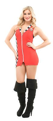 #Formula 1 pit stop girl fancy #dress #costume size 12-14,  View more on the LINK: http://www.zeppy.io/product/gb/2/331779791659/