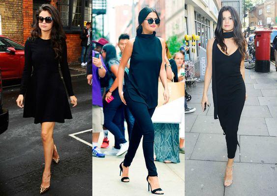 Como copiar o estilo sofisticado da Selena Gomez - Moda it